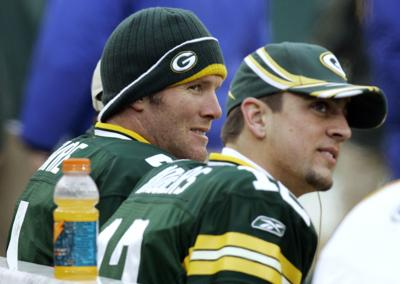 Is Aaron Rodgers becoming the next Brett Favre?