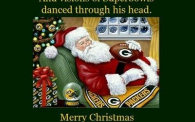 Merry Christmas from the Green Bay Now!