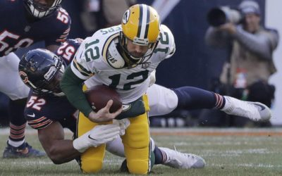 Aaron Rodgers and the expectations for the Green Bay Packers next season!