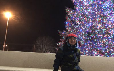 Christmas at Lambeau!
