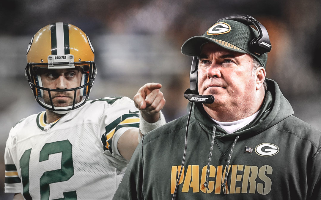 What is Mike McCarthy's Legacy in Green Bay now that it's over?