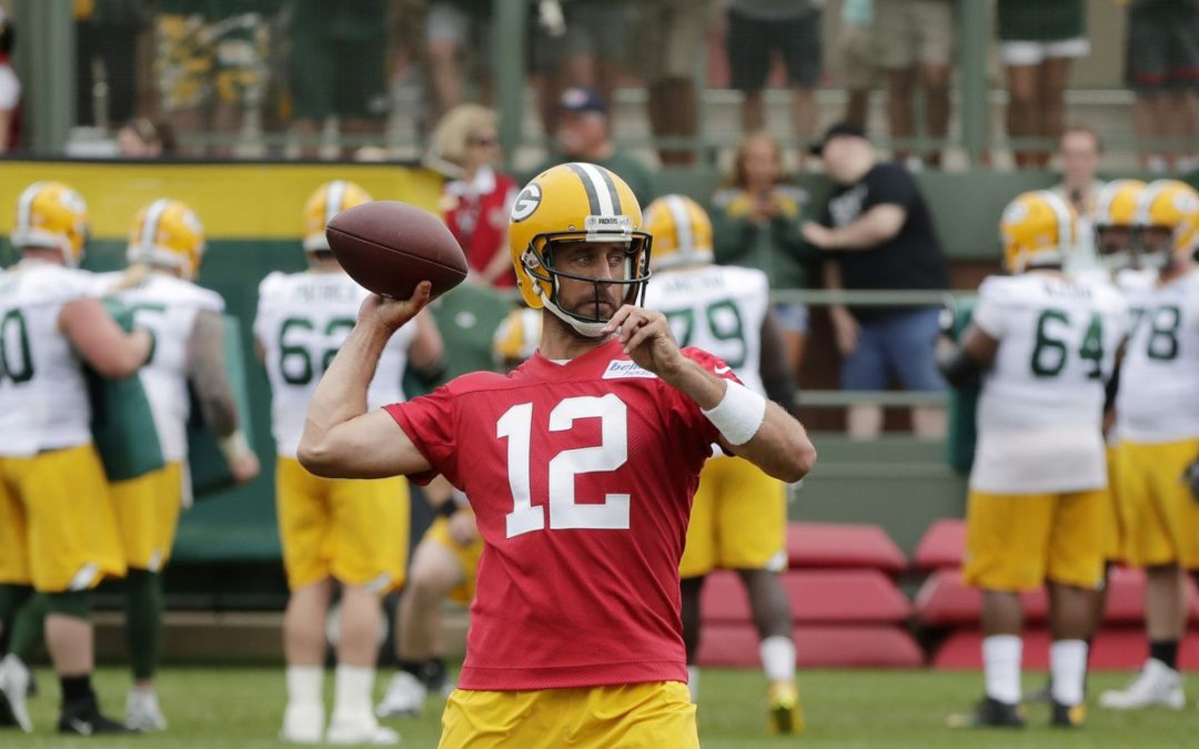 Packer OTA LIVE Stream 1st open to the public practice!!! More LIVE Streams @thegreenbaynow